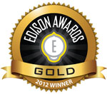 Edison Awards Gold