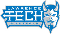 LTU Blue Devils Athletics Logo